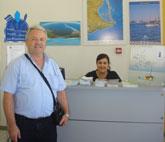 La concejalía de Turismo abre un Punto de Información Turística en San Javier